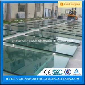 AGC Planibel G Tempered PVB/Sgp Laminated Glass pictures & photos