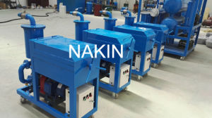 Nakin PF Plate - Press Oil Purifier/Transformer Oiltreatment Machine pictures & photos