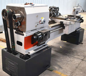 High Quality Flat Bed CNC Lathe (CKNC6140) pictures & photos