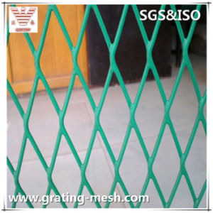 PVC Coated/ Low Carbon/ Expanded Metal Mesh