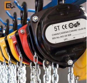 Chain Hoist Galvanized Hand Chain and Load Chain (HSH-DA) pictures & photos