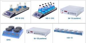Biobase Multi-Position Magnetic Stirrer with Multi Stirring Positions pictures & photos