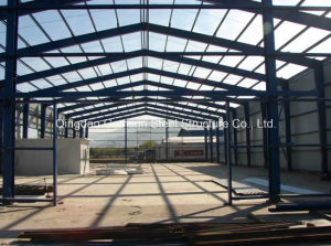 Professional Light Steel Structure Poultry Farm Construction (SL-0036) pictures & photos