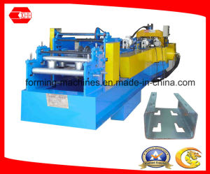 C Purlin Machine with Pre-Cutting and Pre-Punching pictures & photos