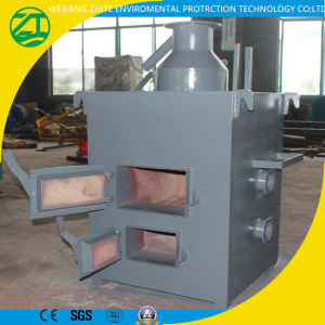 High Efficient Animal Carcasses/Living Garbage/Medical Harmless Disposal Incinerator pictures & photos