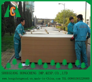 Plain MDF Board with E2 Grade pictures & photos