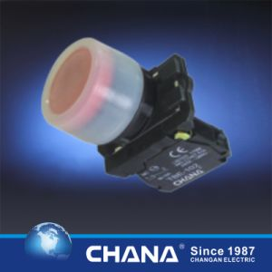 Pushbutton Switch with Protective Cover IP65 pictures & photos