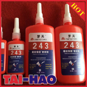 Th243 Thread Lockers&Sealant Chemical Resistance Glue