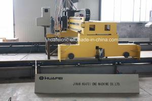 Gantry CNC Plasma Cutting Machine with Gas Cutting pictures & photos