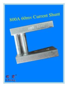 800A 60mv DC Shunt Resistor