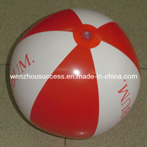 6 Panel PVC Inflatable Beach Ball pictures & photos