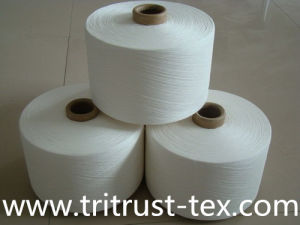 100% Spun Polyester Sewing Yarn (20s/2) pictures & photos