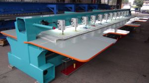 Hye-C639/250*500*1300 Pure Chenile Computerized Embroidery Machine pictures & photos