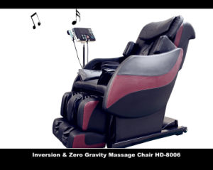 Inversion & Zero Gravity Massage Chair pictures & photos