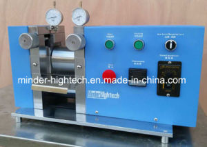 Hot Press Machine for Lithium Battery Core After Winding Process pictures & photos