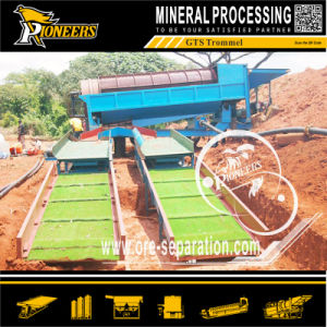 Complete Mining Washing Line of Gold, Tin, Zircon, Chrome