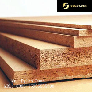 18mm E0 Grade Particle Board pictures & photos
