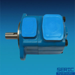 20V Hydraulic Oil Vane Pump pictures & photos