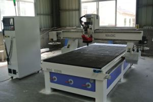 Auto Tool Changer CNC Router /Atc Woodworking Machine in Stock pictures & photos