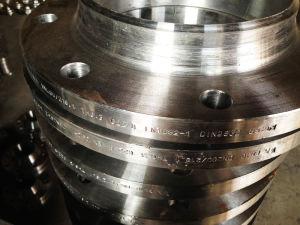 C22.8 Bs En1092-1 DIN 2632 Forging Flanges, P245gh P250gh DIN Steel Flanges pictures & photos