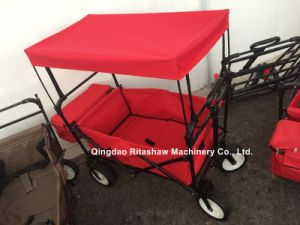 Red Color Handy Wagon with Tent pictures & photos