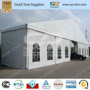 Aluminum Garage Tent 25x25m Big Car Shelter Tent pictures & photos