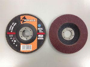 Abrasive Flap Disc a/O Polish Metal