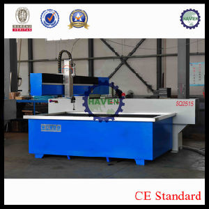 Cux400-Sq2515 CNC Waterjet Cutting Machine pictures & photos