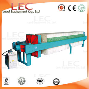Super Performance Automatic Hydraulic Pressure Heavy Type Filter Press pictures & photos