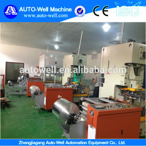 Aluminum Foil Food Box Making Machines for Packaging pictures & photos