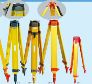 Hot Sell Wooden Surveying Tripod pictures & photos