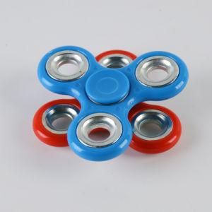 2017 Hot Hand Spinner Toys Finger Spinner Tri Finger Fidget Spinner pictures & photos