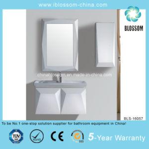 Single Basin PVC Bathroom Vanity (BLS-16057) pictures & photos