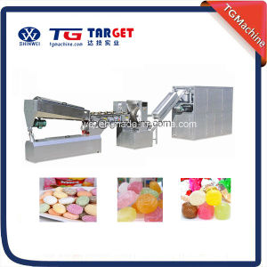 300kg Per Hour Capacity Die-Formed Hard Candy Making Machine pictures & photos