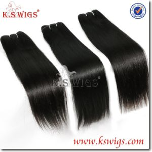 100% Remy Hair Brazilian Virgin Human Hair Weft pictures & photos