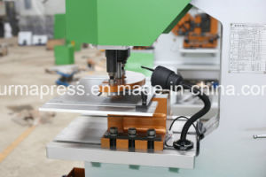Q35y-30 Hydraulic Steel Palte Round Bar Angle Steel Combined Iron Worker pictures & photos
