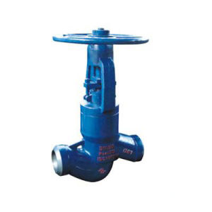 Power Station Globe Valve