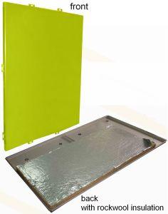 Customized Aluminum Sheet for Facade Decoration pictures & photos