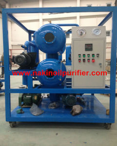 High Vacuum Transformer Oil Purifier Equipment 1800~18000 Lph pictures & photos