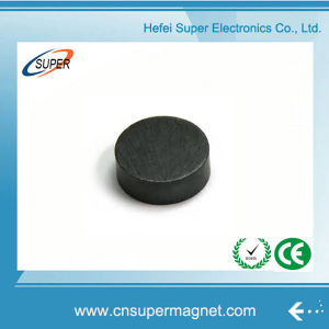 High Quality Y25 Disc Ferrite Magnet pictures & photos