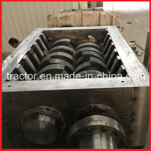 Double Shafts Bags Crushing Machine pictures & photos