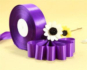 "Purple Haze Double Face Satin Ribbon, 1-1/2"" X 50yd"