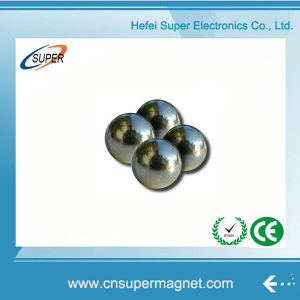 High Grade N45 Neodymium Magnet Ball pictures & photos