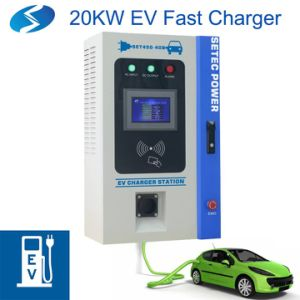 Fast Delivery Power Adapter EV DC Quick Charging Stations pictures & photos