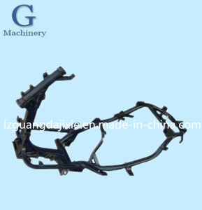 High Precision Stamping and Welding Parts Child Safety Seat Bracket pictures & photos
