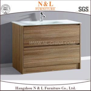 N&L Modern Wooden MDF Bathroom Vanity Cabinet pictures & photos