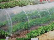 Garden Used Agricultural Greenhouses Tunnel Film for Sale