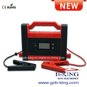 New 100 Seconds Quick Charge Capacictor Jumpstarter (with backup battery) pictures & photos