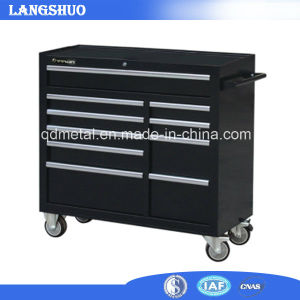 Customized Garage Metal Tool Cabient/Tool Trolley on Wheels pictures & photos