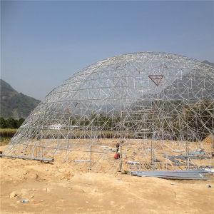 Tempered Glass Skylight Prefabricated Dome House